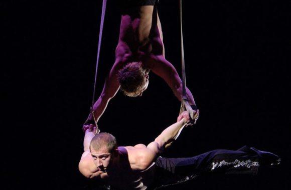Hamburger Zirkus Artisten